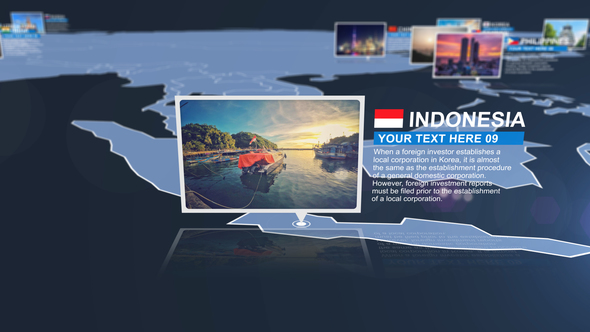 World map kit by byungchan videohive play preview video gumiabroncs Images