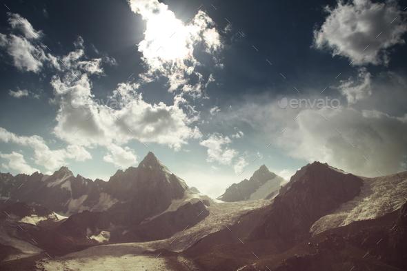 Pamir - Stock Photo - Images