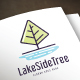 Tree Lake Logo - GraphicRiver Item for Sale
