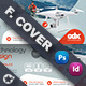 Drone Technology Cover Templates - GraphicRiver Item for Sale