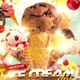 Ice Cream Day Flyer
