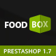 Food Box - Multipurpose Prestashop 1.7 Responsive Theme - ThemeForest Item for Sale