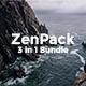 3 in 1 Bundle ZenPack Premium Google Slide
