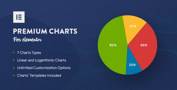 Premium Charts for Elementor - CodeCanyon Item for Sale