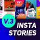 Instagram Stories Promo - VideoHive Item for Sale
