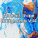 Abstract Shape Backgrounds Vol4