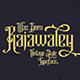 Rajawaley Typeface - GraphicRiver Item for Sale
