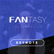 Fantacy Minimal Keynote Presentation Template - GraphicRiver Item for Sale