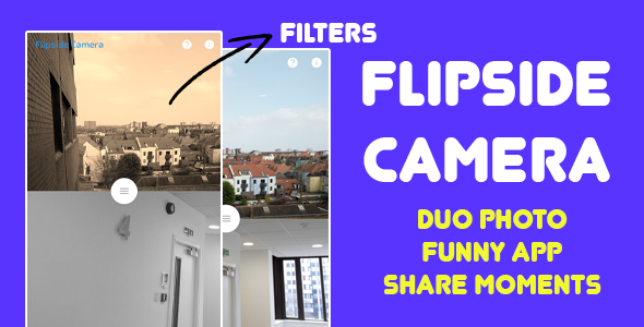 Flipside Camera - CodeCanyon Item for Sale