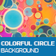Colorful Circle Background - VideoHive Item for Sale