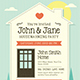 House Warming Flyer/Invitation - GraphicRiver Item for Sale