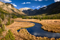 East Inlet Creek in Rocky Mountain National Park - PhotoDune Item for Sale