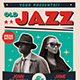 Old Jazz Poster/Flyer - GraphicRiver Item for Sale