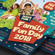 Family Fun Day - GraphicRiver Item for Sale