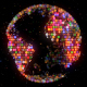 4K Music Icons Planet Earth - VideoHive Item for Sale