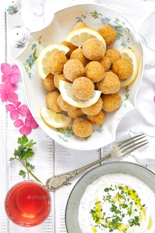 Falafel - Stock Photo - Images