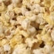 Fresh Hot Popcorn Mixing Popcorn Machine. Popcorn Background - VideoHive Item for Sale