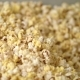 Pop Corn Background. Process of Drying Popcorn After Manufacturing - VideoHive Item for Sale