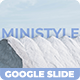 Ministyle - Google Slides