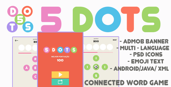 5 Dots - CodeCanyon Item for Sale