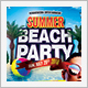 Summer Beach/Pool Flyer - GraphicRiver Item for Sale