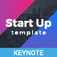 StartUp Keynote - GraphicRiver Item for Sale