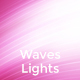 Waves Stripes Lights Backgrounds - GraphicRiver Item for Sale