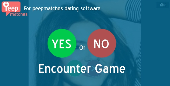 Encounter - yes or no game for peepmatches script            Nulled
