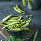 Unpeeled  peas in bowl - PhotoDune Item for Sale