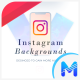 Instagram Backgrounds - VideoHive Item for Sale