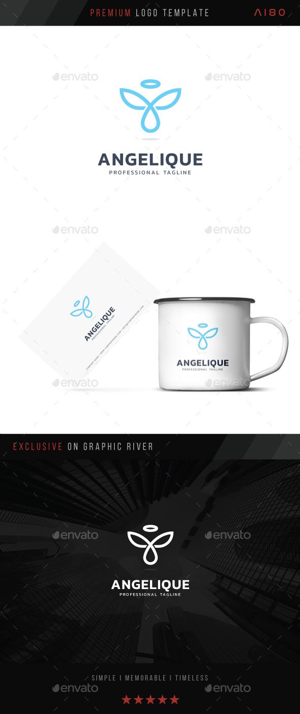 Angelique Logo - Symbols Logo Templates