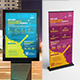 Social Media Marketing Signage Bundle - GraphicRiver Item for Sale