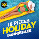Holiday Banner - GraphicRiver Item for Sale