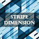 Stripe Dimension Backgrounds - GraphicRiver Item for Sale