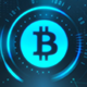 Cryptocurrency Background - Bitcoin(BTC) - VideoHive Item for Sale
