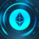 Cryptocurrency Background - Ethereum(ETH) - VideoHive Item for Sale