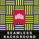 Weaving Seamless Pattern Background