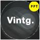 Vintg Real Estate Presentation Template - GraphicRiver Item for Sale