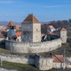 The Calnic fortress. Transylvania, Romania - PhotoDune Item for Sale