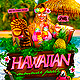 Hawaiian Summer Party - GraphicRiver Item for Sale