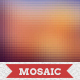 Mosaic Photoshop Backgrounds