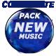 Upbeat Inspiring Background Corporate Pack