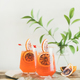 Glasses of Aperol Spritz alcohol cocktail with orange and ice - PhotoDune Item for Sale