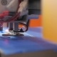3d Printer Works. Making Figure - VideoHive Item for Sale