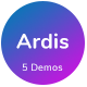 Ardis - Multipurpose One Page & Multi Page HTML Template