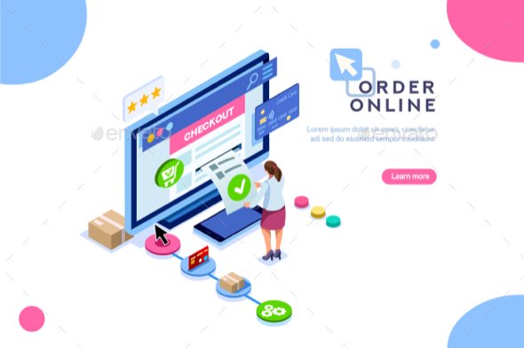 Online Order Customer Purchase - Miscellaneous Conceptual