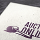 Auction Online Logo - GraphicRiver Item for Sale