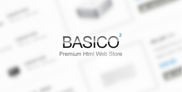 Free Download Basico: E-commerce Site Template Nulled Latest Version