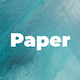 Paper - A Clean, Typography-First Ghost  Blog Theme