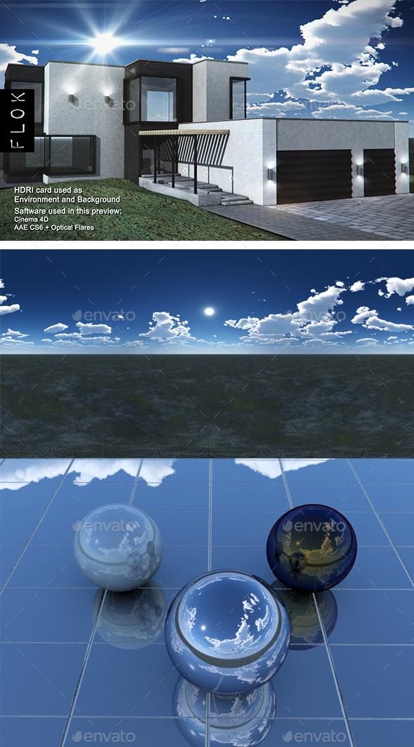 Daylight Desert 92 - 3DOcean Item for Sale